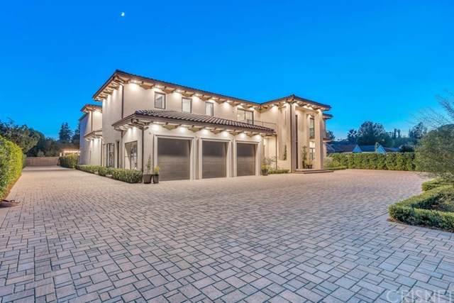 23042 Calvert Street, Woodland Hills, CA 91367 (#SR20245040) :: American Real Estate List & Sell