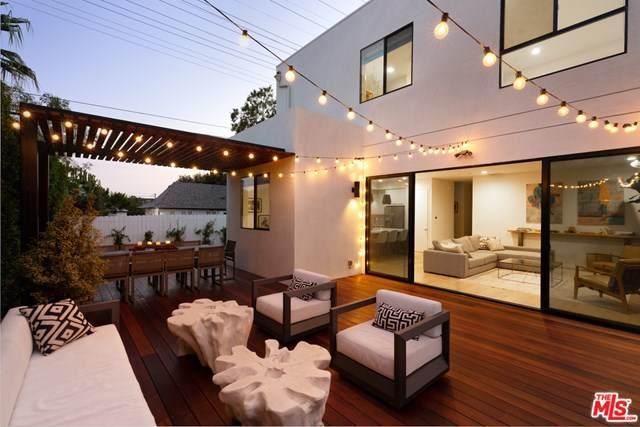 804 N Sierra Bonita Avenue, Los Angeles (City), CA 90046 (#20663146) :: Millman Team