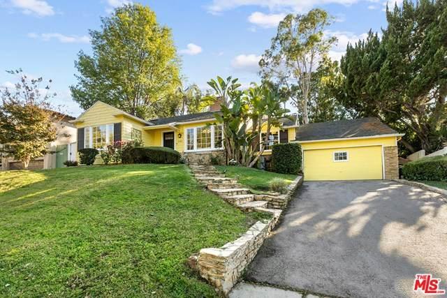 3183 Lake Hollywood Drive, Los Angeles (City), CA 90068 (#20659026) :: RE/MAX Masters