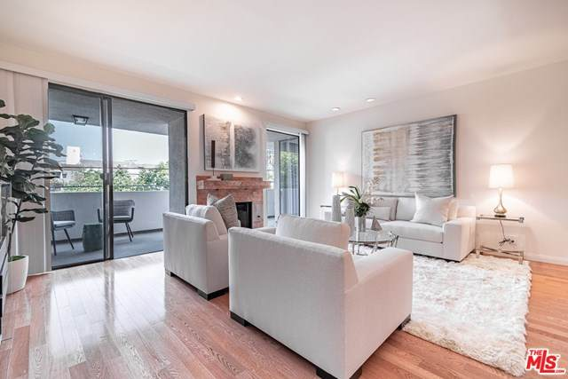 723 Westmount Drive #204, West Hollywood, CA 90069 (#20663490) :: Powerhouse Real Estate
