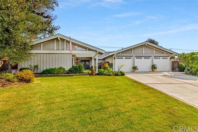 13682 Las Ninas Drive, North Tustin, CA 92705 (#NP20244175) :: American Real Estate List & Sell