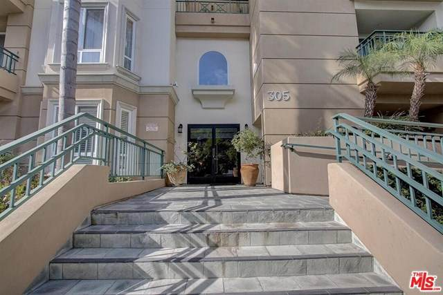 305 Arnaz Drive #204, Los Angeles (City), CA 90048 (#20662896) :: The Marelly Group | Compass