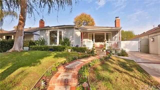 446 S Lamer Street, Burbank, CA 91506 (#BB20242803) :: The Parsons Team
