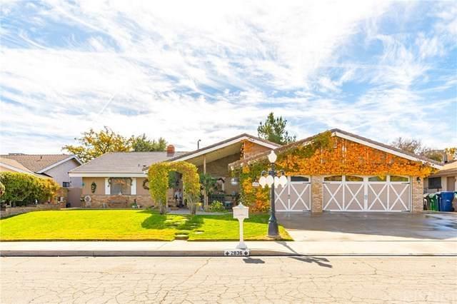 2836 Perfect Place, Lancaster, CA 93536 (#SR20246204) :: Massa & Associates Real Estate Group | Compass