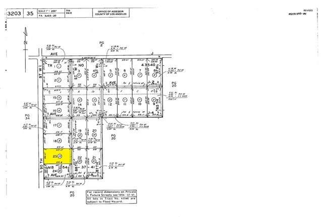 0 Vac/90 Stw/Vic Avenue J8, Del Sur, CA 93536 (#SW20246241) :: Jessica Foote & Associates