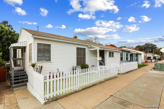 3555 Poe St, San Diego, CA 92106 (#NDP2002939) :: The Costantino Group | Cal American Homes and Realty