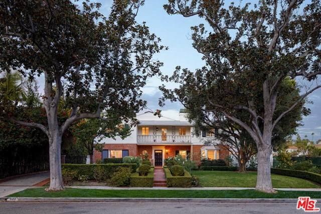 522 N Camden Drive, Beverly Hills, CA 90210 (#20663582) :: Powerhouse Real Estate