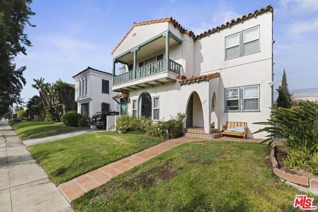 8265 W 4Th Street, Los Angeles (City), CA 90048 (#20663344) :: The Marelly Group | Compass