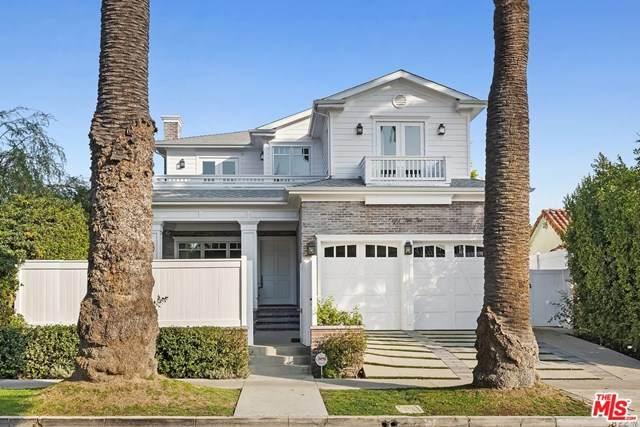 822 N Genesee Avenue, Los Angeles (City), CA 90046 (#20654958) :: Millman Team