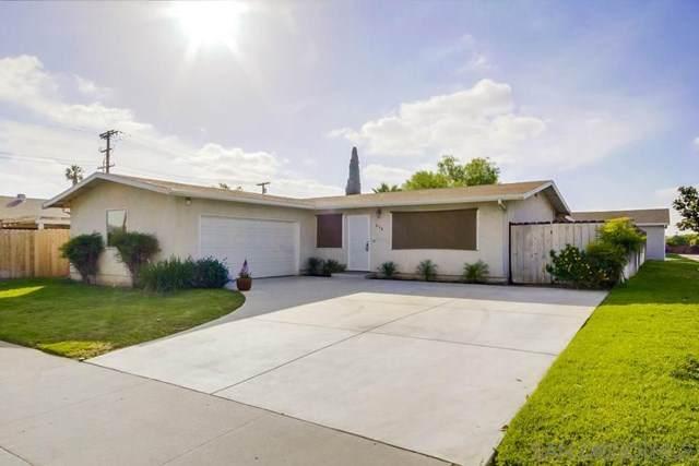 618 Trenton Street, El Cajon, CA 92019 (#200052518) :: American Real Estate List & Sell