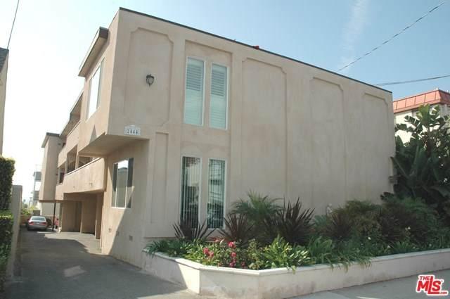 2444 4Th Street #5, Santa Monica, CA 90405 (#20661452) :: Powerhouse Real Estate