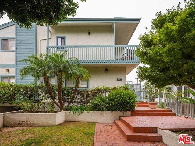 3207 Colorado Avenue #1, Santa Monica, CA 90404 (#20663770) :: Powerhouse Real Estate
