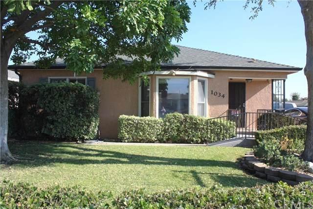 1034 N San Antonio Avenue, Ontario, CA 91762 (#TR20246268) :: Realty ONE Group Empire