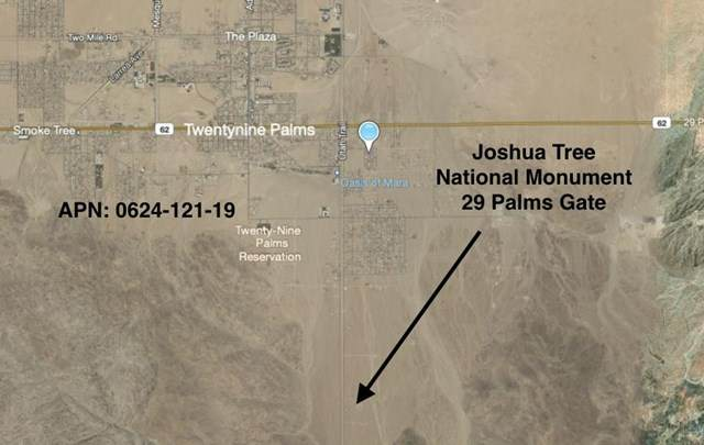 119 Saladin Street, 29 Palms, CA 92277 (#219053634PS) :: Powerhouse Real Estate