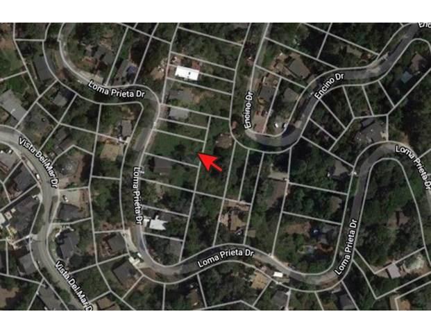 0 Loma Prieta Drive, Aptos, CA 95003 (#ML81821389) :: The Alvarado Brothers