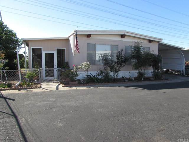 521 Orange Ave #21, Chula Vista, CA 91911 (#PTP2001686) :: American Real Estate List & Sell