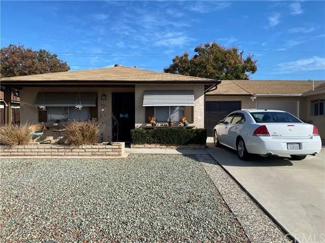 574 Toledo Drive, Hemet, CA 92545 (#SW20245956) :: The Alvarado Brothers