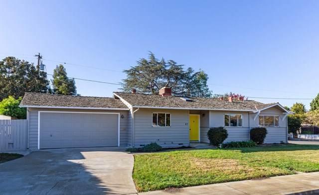 85 Paul Avenue, Mountain View, CA 94041 (#ML81821407) :: The Alvarado Brothers