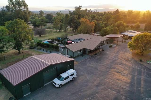 1741 Orange Avenue, Ramona, CA 92065 (#NDP2002956) :: American Real Estate List & Sell