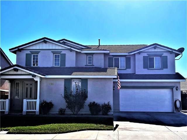 4806 W Avenue J1, Lancaster, CA 93536 (#SR20245778) :: Z Team OC Real Estate