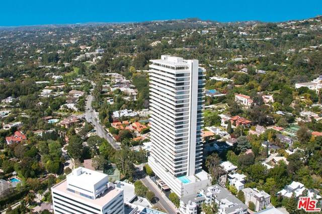 9255 Doheny Road #1204, West Hollywood, CA 90069 (#20663194) :: Powerhouse Real Estate