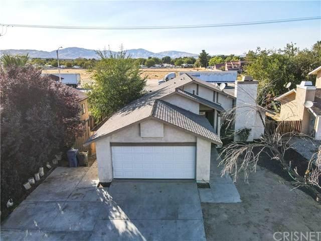 37511 Sharon Lane, Palmdale, CA 93552 (#SR20232720) :: eXp Realty of California Inc.