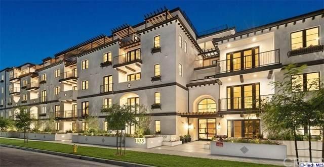 1333 S Orange Grove Avenue #109, Los Angeles (City), CA 90019 (#320004164) :: Crudo & Associates