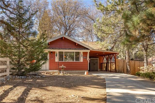 350 Riverside Avenue, Big Bear, CA 92386 (#PW20246669) :: Crudo & Associates