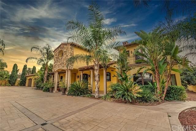 1120 E Sierra Madre Avenue, Glendora, CA 91741 (#DW20239942) :: American Real Estate List & Sell