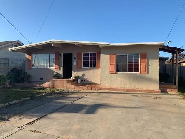 41 10th Street, Greenfield, CA 93927 (#ML81821439) :: Mainstreet Realtors®