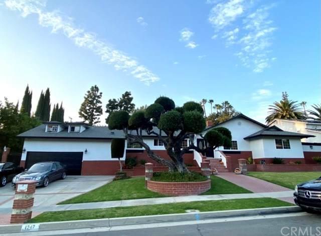 1247 Pine Edge Drive, La Habra Heights, CA 90631 (#PW20246713) :: American Real Estate List & Sell