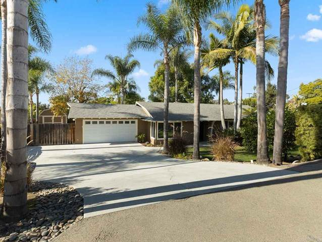 1617 Alta Vista Dr, Vista, CA 92084 (#NDP2002970) :: American Real Estate List & Sell