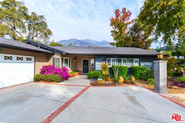 373 Parkman Street, Altadena, CA 91001 (#20664078) :: Compass
