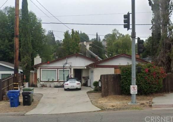 4700 Topanga Canyon Boulevard, Woodland Hills, CA 91364 (#SR20246515) :: Bathurst Coastal Properties