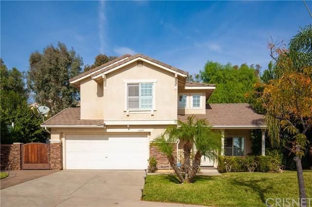 15027 Briarhill Drive, Sylmar, CA 91342 (#SR20246846) :: Berkshire Hathaway HomeServices California Properties