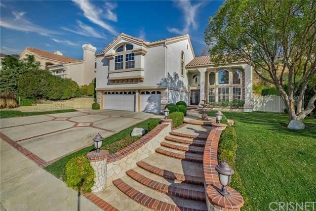 19841 Falcon Crest Way, Porter Ranch, CA 91326 (#SR20244894) :: Berkshire Hathaway HomeServices California Properties