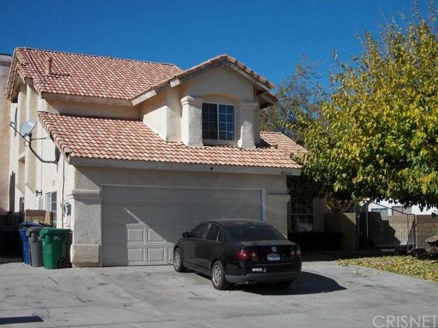 43335 8th Street E, Lancaster, CA 93535 (#SR20246903) :: Z Team OC Real Estate