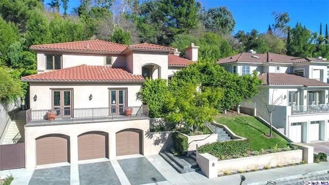 2826 Deep Canyon Drive, Beverly Hills, CA 90210 (#320004078) :: Crudo & Associates
