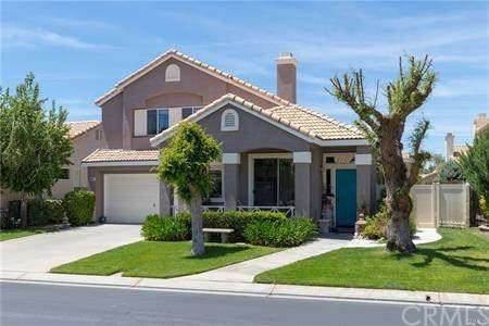 1125 Laguna Seca Court, Banning, CA 92220 (#EV20246824) :: Z Team OC Real Estate