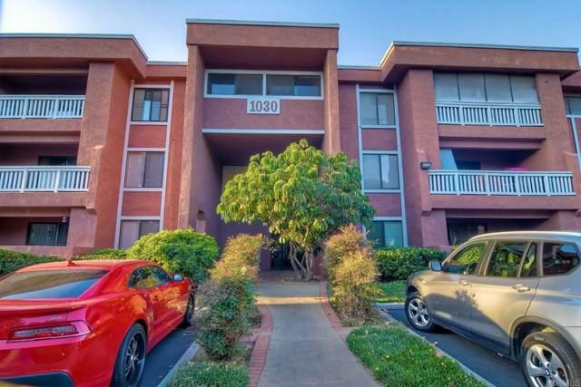 1030 E Washington Avenue #114, Escondido, CA 92025 (#NDP2002977) :: Steele Canyon Realty
