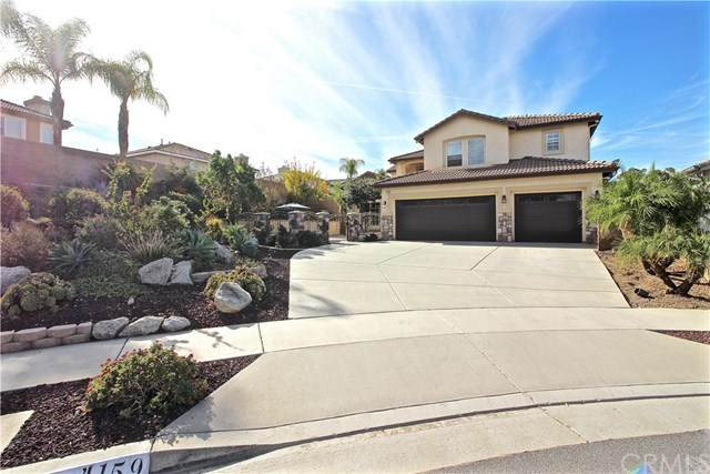 4159 Forest Highlands Circle, Corona, CA 92883 (#SW20246823) :: American Real Estate List & Sell