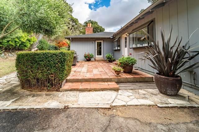 26920 Glen Place, Carmel Valley, CA 93923 (#ML81821470) :: Mainstreet Realtors®