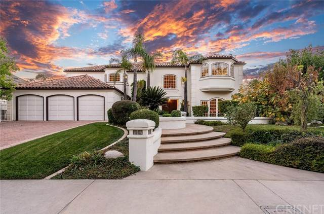 5451 Newcastle Lane, Calabasas, CA 91302 (#SR20246047) :: American Real Estate List & Sell
