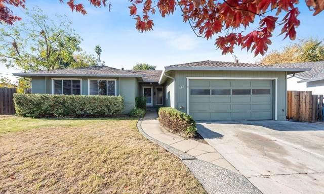 642 Briarcliff Court, Santa Clara, CA 95051 (#ML81820999) :: Compass