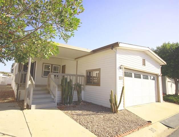 9255 N Magnolia Avenue #310, Santee, CA 92071 (#PTP2001704) :: American Real Estate List & Sell