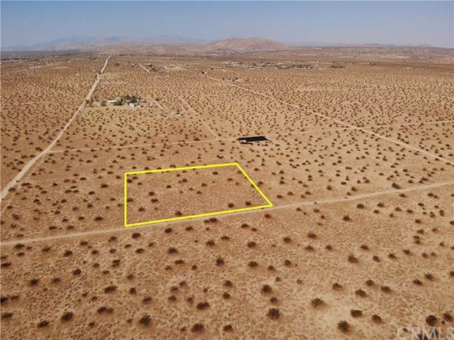 64100 Sunbeam Avenue, Joshua Tree, CA 92252 (#JT20201782) :: Compass