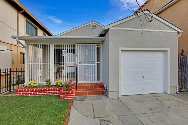 718 1st Avenue, San Bruno, CA 94066 (#ML81821489) :: Compass