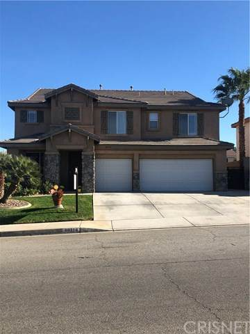 40116 Chelsea Court, Palmdale, CA 93551 (#SR20247050) :: eXp Realty of California Inc.