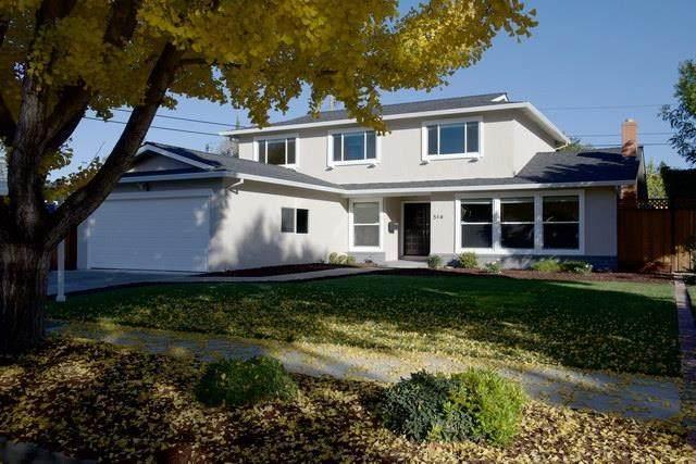 514 Park Drive, San Jose, CA 95129 (#ML81821497) :: Compass