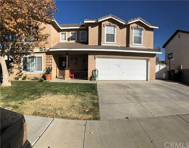 2342 Greenhill, Rosamond, CA 93560 (#IV20240427) :: Realty ONE Group Empire